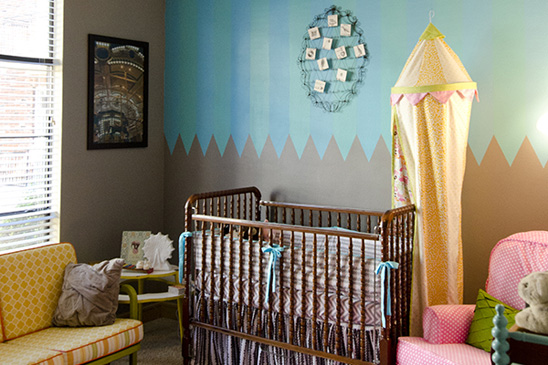 Decoracao quarto de bebe 1