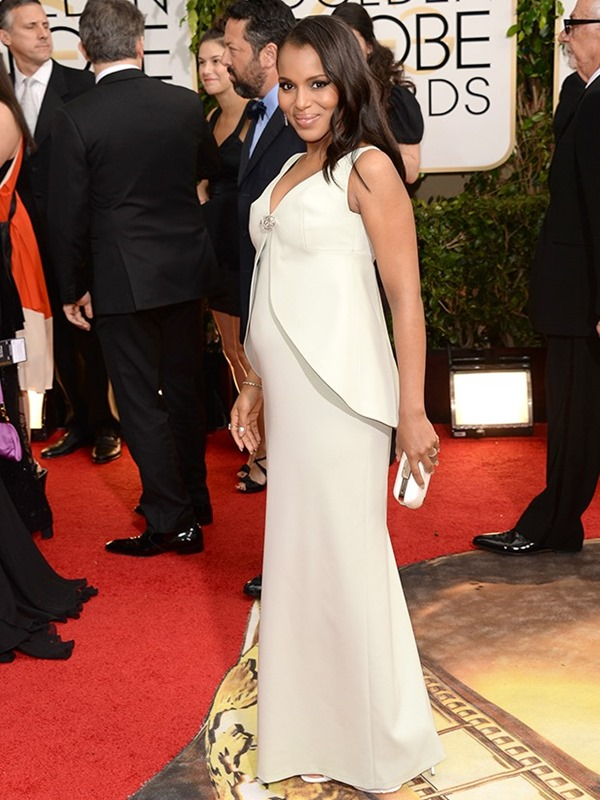 Kerry Washington globo de ouro2014