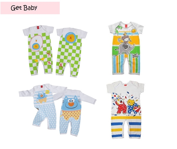 Roupa Unisex para Bebe Gat Baby-vert